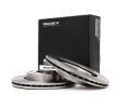 OEM Brake Disc 82B0027 from RIDEX