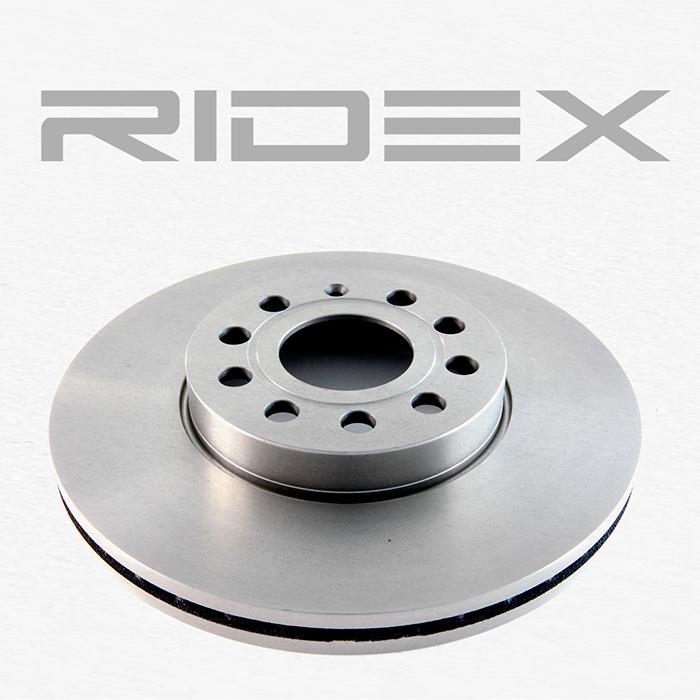 Bremsscheiben Satz RIDEX 82B0028 4059191312856