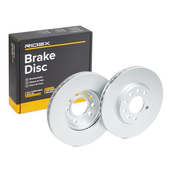 Disc Brakes RIDEX 82B0005 expert knowledge