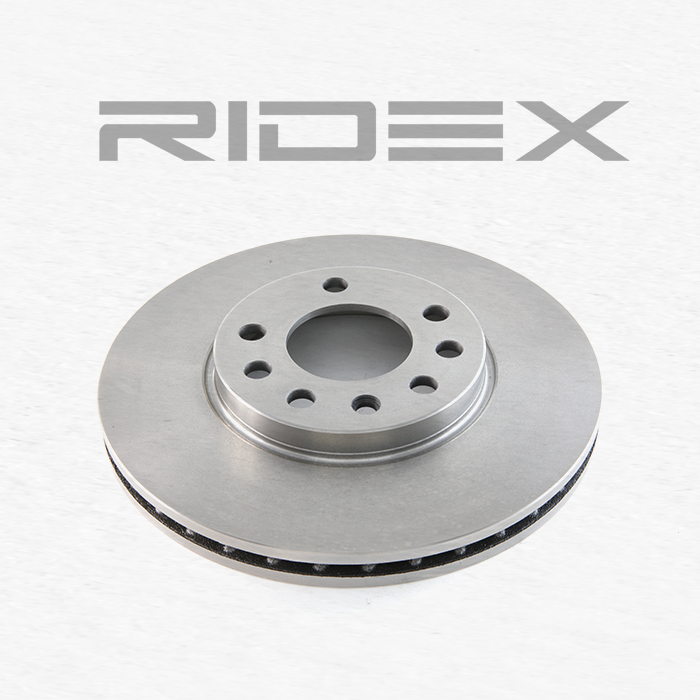 Disc Brakes RIDEX 82B0005 4059191312887