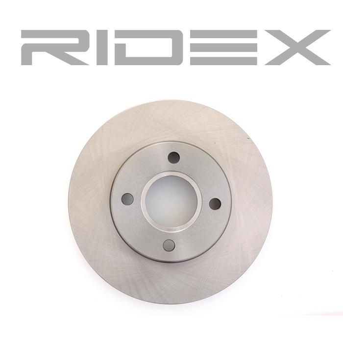 Bremsscheiben Satz RIDEX 82B0006 4059191312962