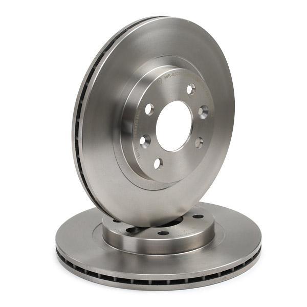 Disc Brakes RIDEX 82B0016 expert knowledge