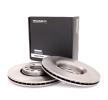 RIDEX Set dischi freni SAAB Assale anteriore, ventilato, Autoventilato