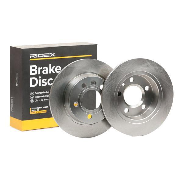 RIDEX Bremsscheibe 82B0020