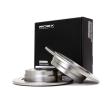 OEM Disco de freno RIDEX 7999071 para MERCEDES-BENZ