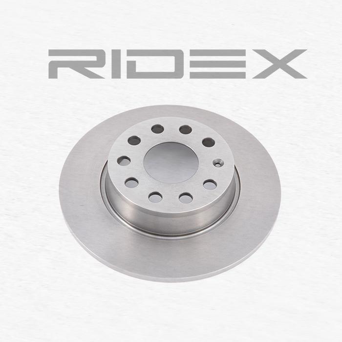 Bremsscheiben Satz RIDEX 82B0342 4059191314270