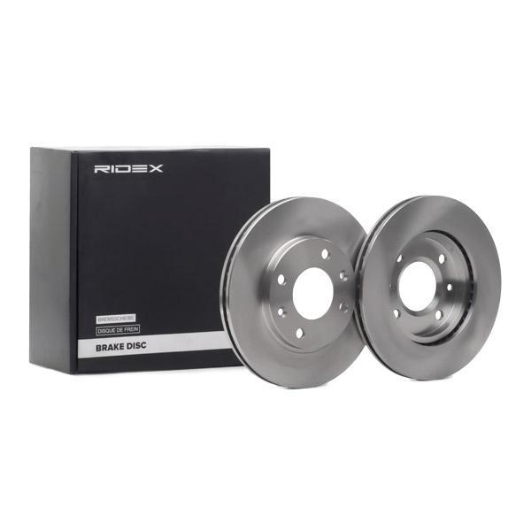 Discos de Freno RIDEX 82B0051 conocimiento experto