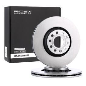 Bremsscheiben VW PASSAT Variant (3B6) 1.9 TDI 130 PS ab 11.2000 RIDEX Bremsscheibe (82B0192) für