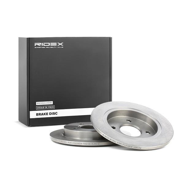 Disc Brakes RIDEX 82B0014 expert knowledge