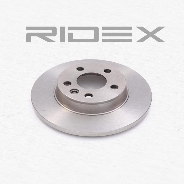 Bremsscheibe RIDEX 82B0654 4059191314676
