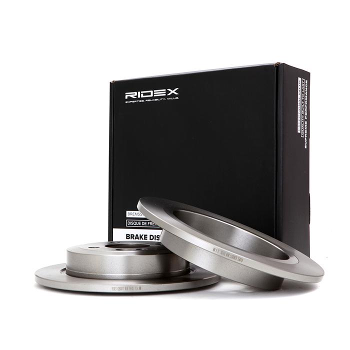 RIDEX Disque de frein 82B0077