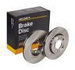 OEM Спирачен диск 82B0339 от RIDEX