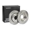 Kit dischi freno MITSUBISHI COLT 6 (Z3A, Z2A) 2012 Anno 82B0064 Assale anteriore, Autoventilato