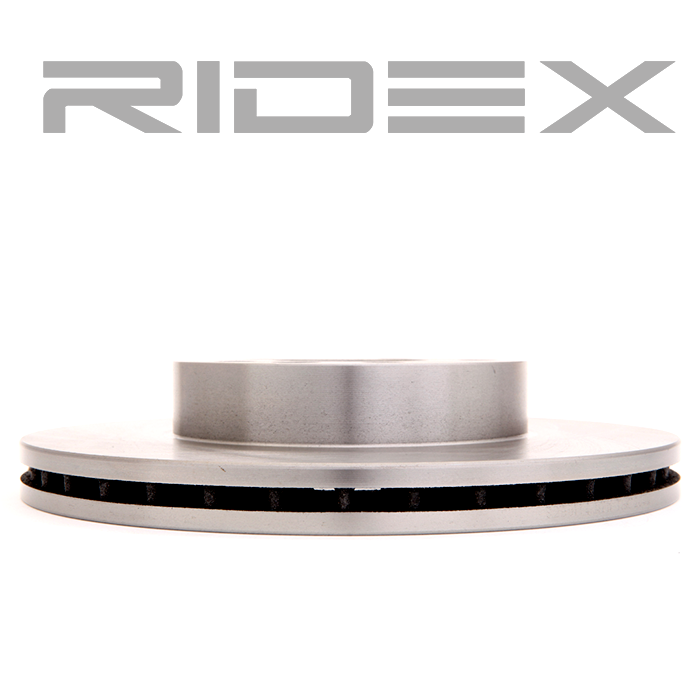 Disc Brakes RIDEX 82B0114 4059191316243