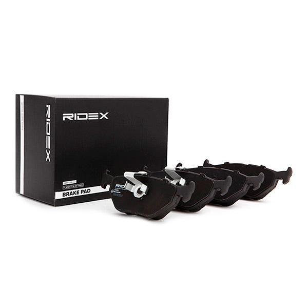 Bremsklötze RIDEX 402B0026 4059191316489