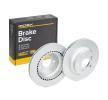 RIDEX 82B0636 Disco de freno MERCEDES-BENZ GLK ac 2015
