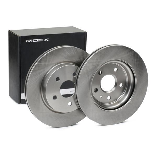 Disc Brakes RIDEX 82B0294 expert knowledge