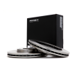Discuri frana JEEP COMPASS (MK49) 2020 an de fabricație 82B0157 punte fata, ventilat interior