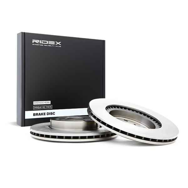 Disc Brakes RIDEX 82B0246 expert knowledge