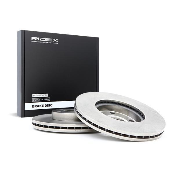 Disc Brakes RIDEX 82B0108 4059191318810