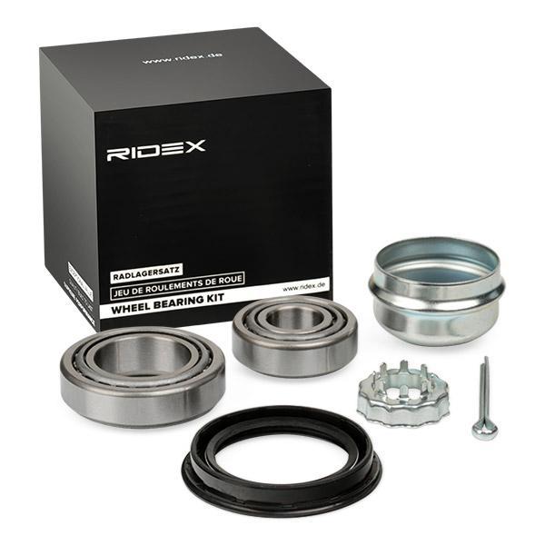 Radlagersatz RIDEX 654W0002 Erfahrung
