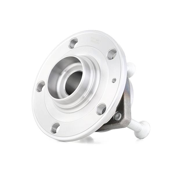 Hub Bearing RIDEX 654W0053 4059191320387