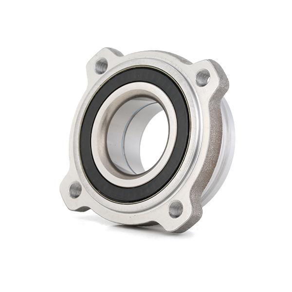 Radlagersatz RIDEX 654W0252 4059191320783