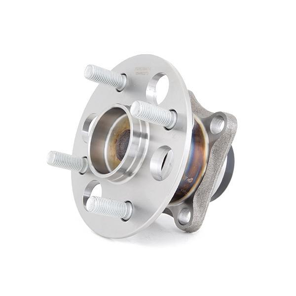 Hub Bearing RIDEX 654W0273 4059191321070