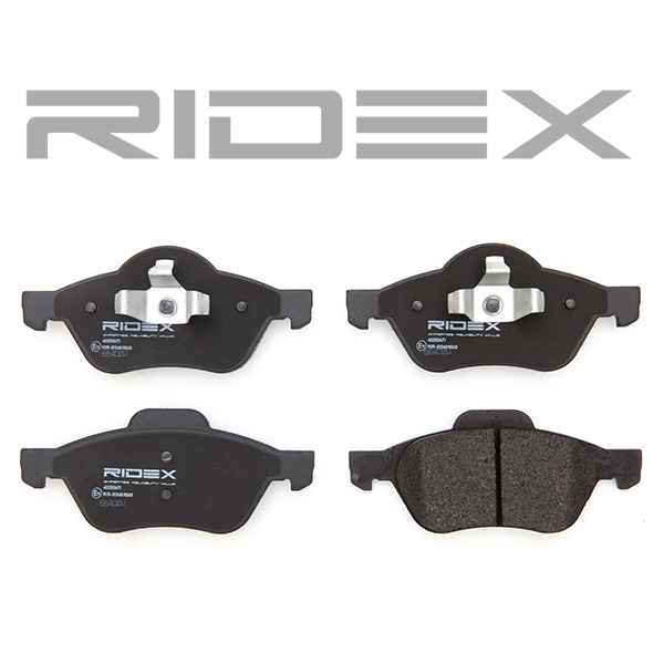 Disk Pads RIDEX 402B0471 4059191321674