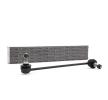 RIDEX Bieleta de barra estabilizadora MERCEDES-BENZ eje delantero, ambos lados