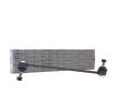 Stabilizer bar link RIDEX 8000227 Front axle both sides