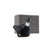 RIDEX Kulový čep ramene přední osa, tlačítko, levá