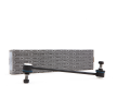 Travesaños barras estabilizador CHEVROLET KALOS 2020 Año 8000260 RIDEX delante, con accesorios