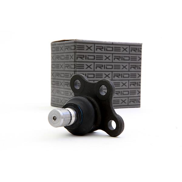 RIDEX  2462S0181 Trag- / Führungsgelenk Konusmaß: 18mm