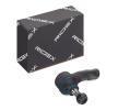 Lenkung: RIDEX 914T0017 Spurstangenkopf
