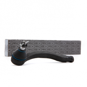 RIDEX  914T0025 Tie Rod End Length: 180mm, Cone Size: 12,9mm, Thread Size: IN M14X1.5 RHT