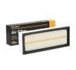 Filtro de aire SUZUKI SX4 (EY, GY) 2020 Año 8000632 RIDEX Cartucho filtrante