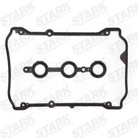 STARK Dichtungssatz, Zylinderkopfhaube SKGSR-0490037 für AUDI A6 (4B2, C5) 2.4 ab Baujahr 07.1998, 136 PS