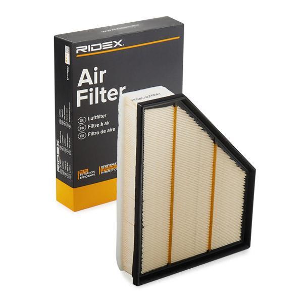 Filtro dell'aria RIDEX 8A0032 conoscenze specialistiche