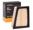 Motorluftfilter RENAULT Scénic 1 (JA0/1_, FA0_) 2003 Baujahr 8000659 RIDEX Filtereinsatz