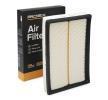 RIDEX 8A0022 Vzduchový filtr OPEL TIGRA rok 2020