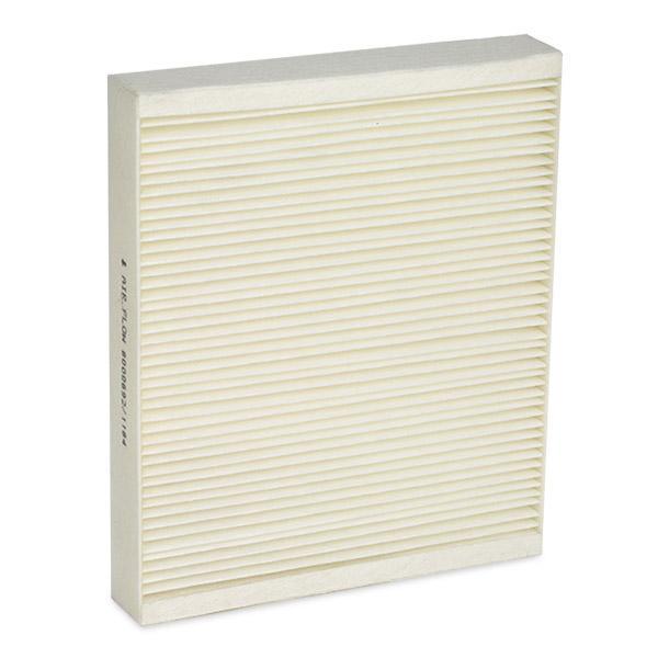 Filtro de aire acondicionado RIDEX 424I0237 conocimiento experto