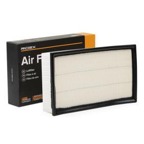 RIDEX Luftfilter 8A0015 für AUDI 80 (8C, B4) 2.8 quattro ab Baujahr 09.1991, 174 PS
