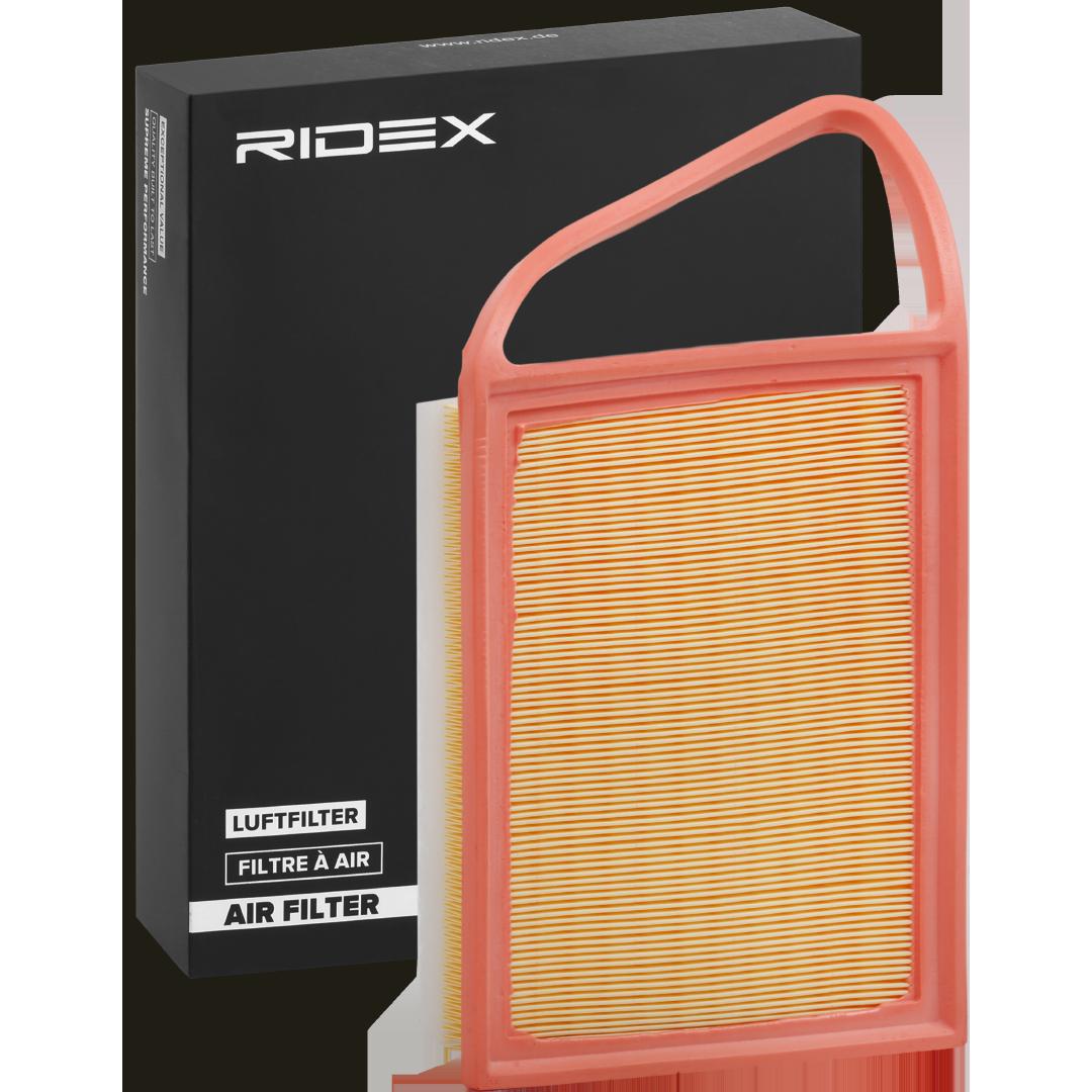Air Filter RIDEX 8A0172 expert knowledge