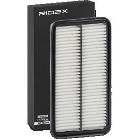 Air Filter 8A0038 RAV 4 II (CLA2_, XA2_, ZCA2_, ACA2_) 2.0 D 4WD (CLA20_, CLA21_) MY 2005