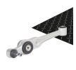 RIDEX Braccio sospensione SAAB Sx, Assale anteriore inferiore, Braccio trasversale oscillante