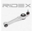 RIDEX Braccio sospensione SAAB Alluminio, Braccio longitudinale oscillante