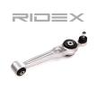 RIDEX Braccio sospensione SAAB Alluminio, Dx, Assale anteriore inferiore, Braccio trasversale oscillante