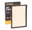 OEM Въздушен филтър 8A0052 от RIDEX за OPEL