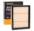 Air filter RIDEX 8000932 Filter Insert, Recirculation Air Filter